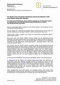 Feng Shui Fernstudium : feng shui diplom eine rechtliche betrachtung ~ Sanjose-hotels-ca.com Haus und Dekorationen