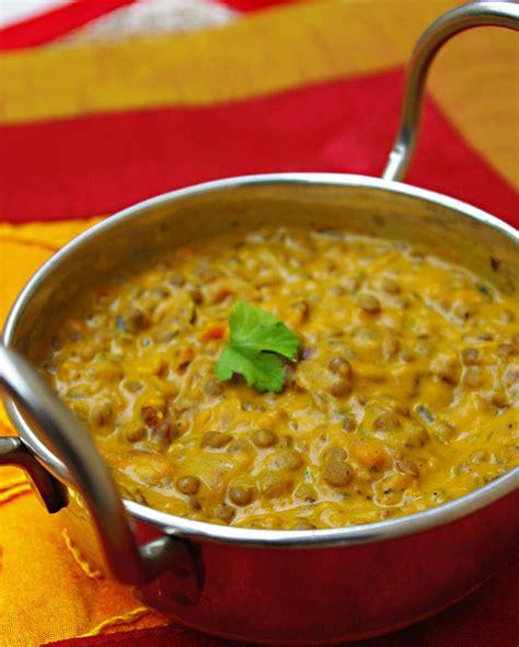 cuisine vegetarienne indienne recette végétarienne indienne dal makhani de