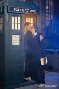 Photos: Gay couple takes Doctor Who themed engagement ...