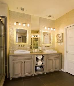 Bathroom Lighting Over Cabinet Light Above Led Lights