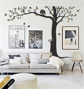 tree wall decor with pictures tree wall decal nursery decor tree wall mural decoration