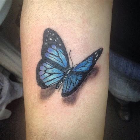 113 Gorgeous Butterfly Tattoos That You Must See