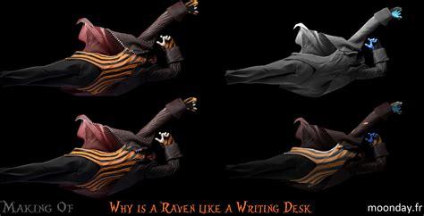 corbeau bureau pourquoi un corbeau ressemble à un bureau of