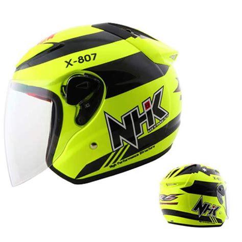 Half Helm Nhk R6 R 6 White helm nhk r6 green fluo half gallery 4k