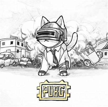 Pubg Drawing Pubattlegrounds Drew Adventures Cats Easy