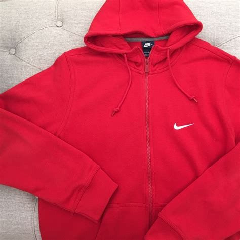Hoodie Zipper Sweater Logo Nike nike sweaters zip up
