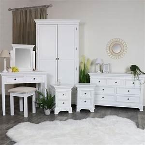 Large, Bedroom, Furniture, Set