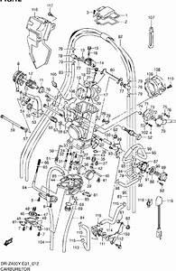 Bolton Motorcycles - Dr-z400e 2000