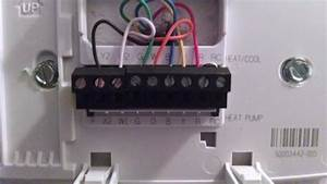 Help Wiring Thermostat Venstar Colortouch T5800