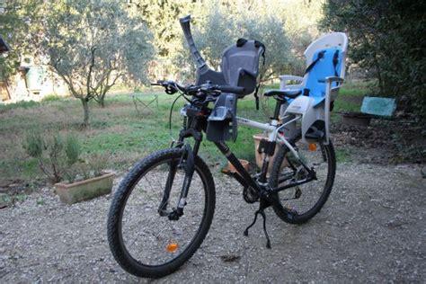siege pour vtt siege vélo mamans nature forum grossesse bébé