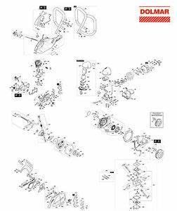 Benzin Für Motorsäge : ersatzteile f r dolmar ps 7910 benzin motors ge ebay ~ Orissabook.com Haus und Dekorationen