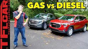 2018 Gmc Terrain Gas Or Diesel  Which One Is Best
