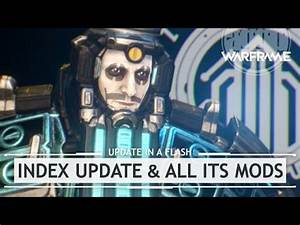 Warframe The Index All It39s Mods The Caustacyst