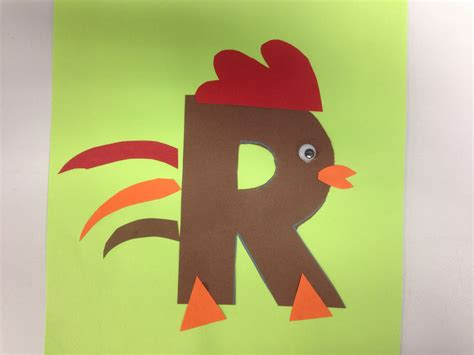Letter R Crafts » Preschool Crafts, Coloring Pages