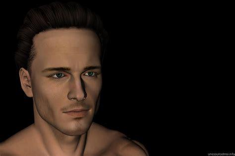 ordinateur bureau coiffure homme visage fonds d 39 écran gratuits en 3d