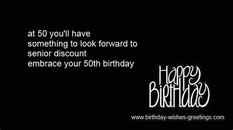 50th Birthday Quotes Wishes Quotesgram