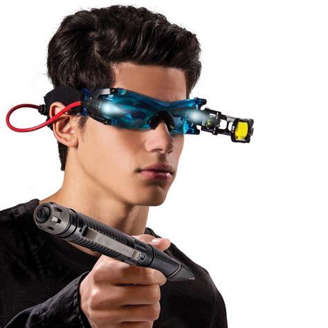 spin master spy gear mission alpha kit