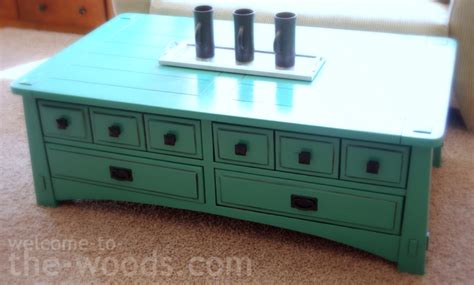 bright colored coffee table coffee table makeover welcome to the woods