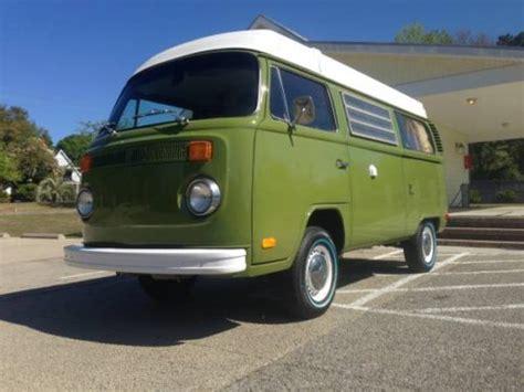 vw bus camper westfalia  sale  charlotte nc