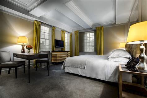luxury  bedroom hotel suite  nyc  mark hotel