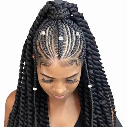 Braids Goddess Cornrows African