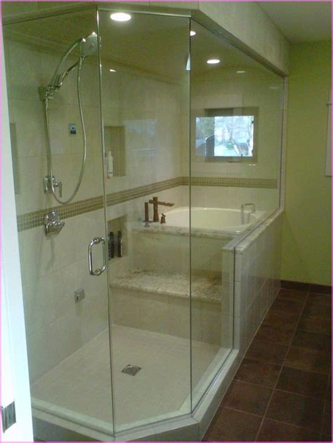 Soaking Tub With Shower by Japanese Soaking Tub Shower Home Renovation Bathr