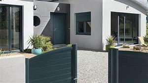 porte de chambre lapeyre With porte d entrée alu avec meuble salle de bain marron