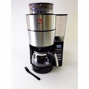 Kaffeeautomat Mit Mahlwerk : melitta aroma fresh filter kaffeemaschine 1021 01 kaffeeautomat mit timer und mahlwerk silber schwar ~ Buech-reservation.com Haus und Dekorationen