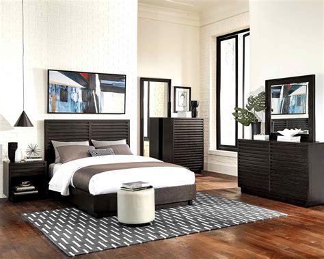 Coaster Matheson Bedroom Set Graphite 204551 Bed Set At