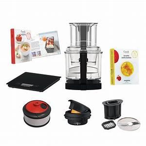 Magimix Cook Expert Prix : magimix cook expert rouge robot cuiseur multifonction ~ Premium-room.com Idées de Décoration