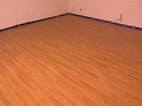 How To Install Snaptogether Laminate Flooring Hgtv