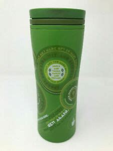 Can your takeaway coffee cup be recycled? Starbucks Green 2010 Recycled Material Coffee Cup Travel ...