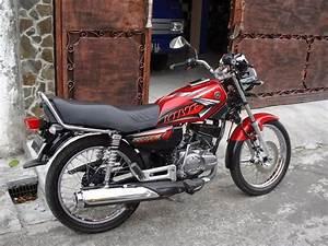 Harley Modification  New Yamaha Rx King