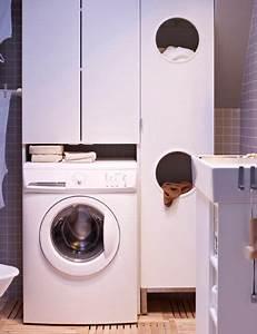 Waschmaschinenschrank Mit Tür : wie gemacht f rs badezimmer badezimmer u a mit lill ngen waschmaschinenschrank lill ngen ~ Eleganceandgraceweddings.com Haus und Dekorationen