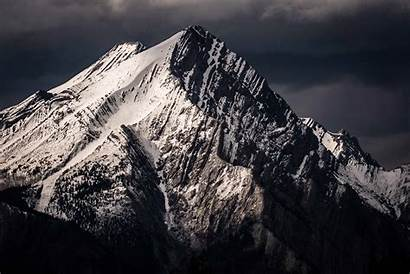 Mountain Mountains Quotes Humble Canadian Inspire Favorite