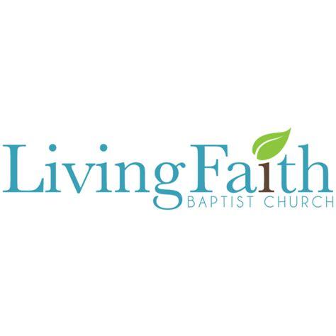 Logo Living Faith Baptist Church