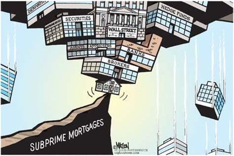 i mutui subprime e i titoli tossici in breve mercati e