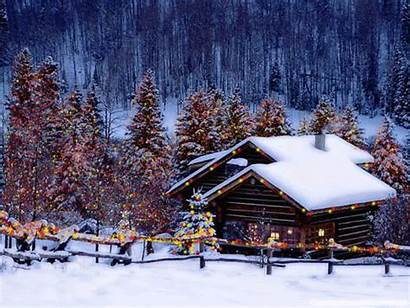 Winter Christmas Country Background Nature Wallpapers Desktop
