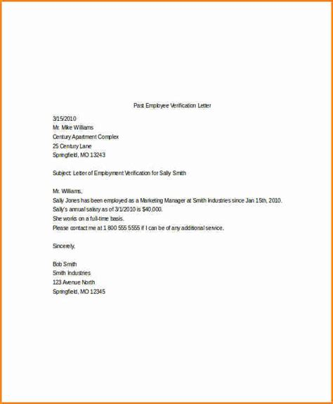 income verification letter 5 employee salary verification letter simple salary slip 9607