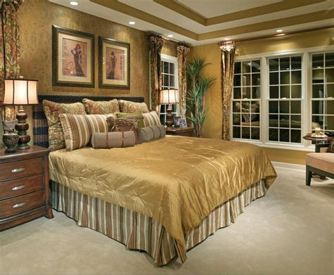 Decorating Pictures For Master Bedroom by 61 Master Bedrooms Decorated By Professionals