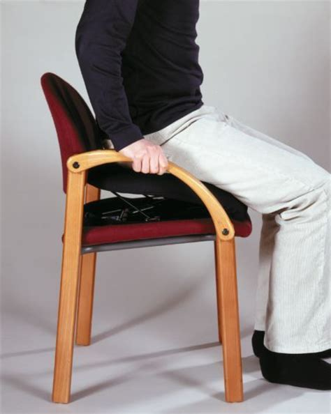 memory foam uplift seat assist portable and lightweight