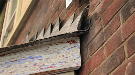 repairing lead flashing  lead flashing tape diy