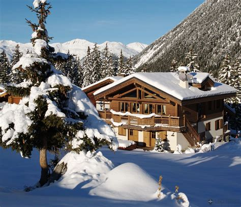 catered chalets in ski in ski out chalets amazing ski