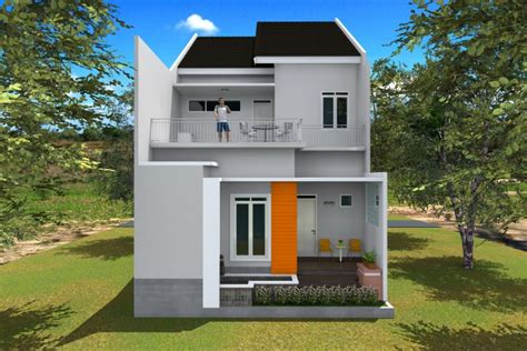 gambar rumah minimalis  lantai