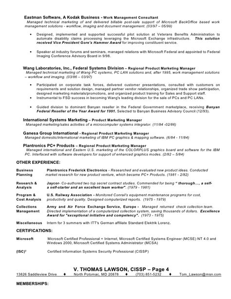 Identity And Access Management Professional Resume by Tl Resume Aug11