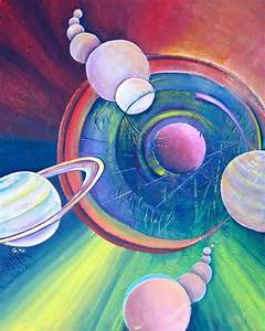 Planets Painting - Pics about space