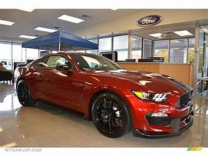 2017 Ruby Red Ford Mustang Shelby GT350 Coupe #116993080 Photo #8 | GTCarLot.com - Car Color ...