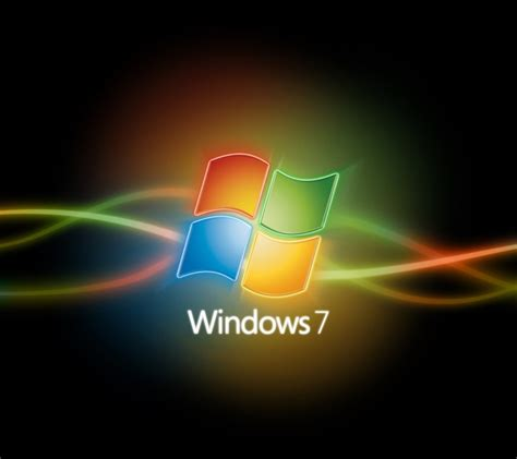 Screensaver Windows 7, 341024, Tech