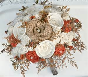 when do you send wedding invitations sized orange rustic autumn wedding heirloom 39 s bouquet sola wood wildflowers