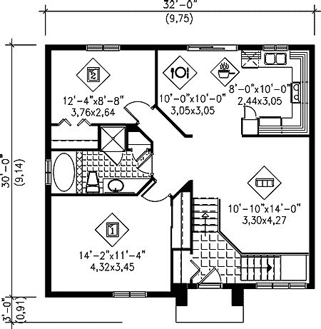 two bedroom split level house plan 80078pm architectural designs house plans